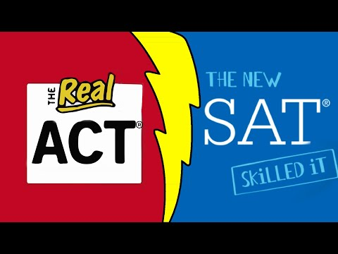 ACT vs. The NEW 2016 SAT:  Advice from a Perfect Scorer / Which Should You Take