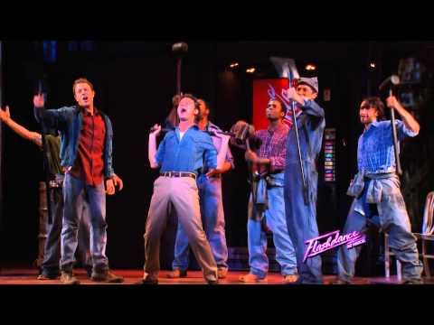 FLASHDANCE presented by Dallas Summer Musicals