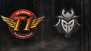 SKT vs G2 | Semifinals Game 5 | 2019 Mid-Season Invitational | SK telecom T1 vs. G2 Esports