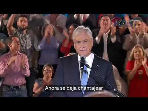 GOBIERNO CEDE ANTE HUELGA DE HAMBRE - CHILE DATE CUENTA from YouTube · Duration:  1 minutes 38 seconds