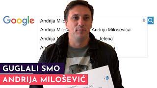 Andrija Milošević: Djedja i ja smo pobedili predrasude | GUGLALI SMO | S02E11