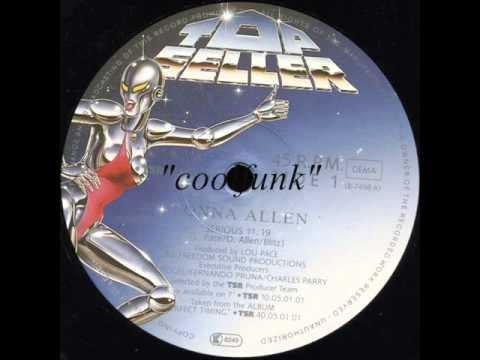 Donna Allen Serious Extended Remix