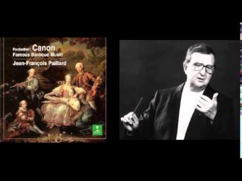 Jean-François Paillard, Pachelbel Canon in D major