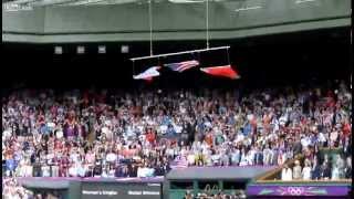 Падение Америки на Олимпийских играх 2012 Falling USA at Oly.