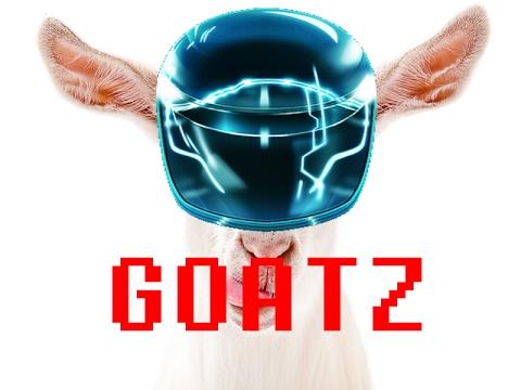 TRON GOAT!|Goat Simulator- GoatZ, Payday, Goat MMO Simulator|DLC AT IT'S FINEST! |