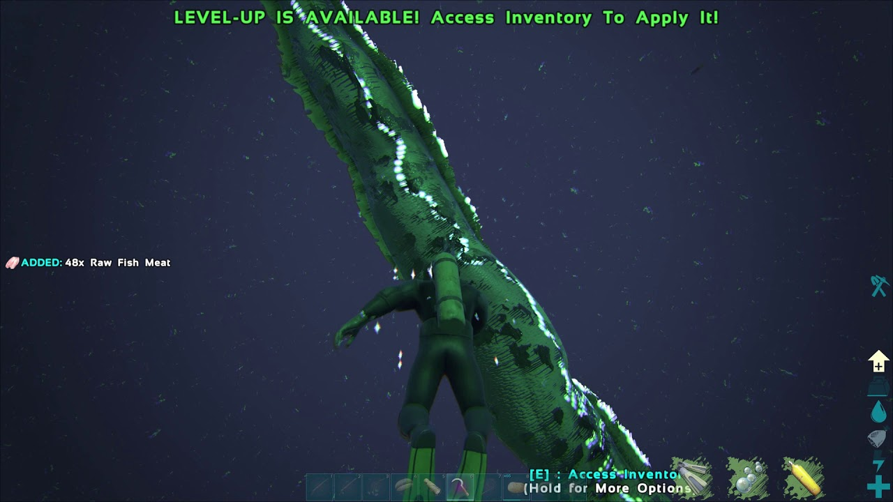 Ark survival eels dont give you prime fish meat youtube ark survival eels dont give you prime fish meat malvernweather Image collections