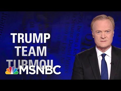 White House Chief Of Staff's Next Important Test | The Last Word | MSNBC