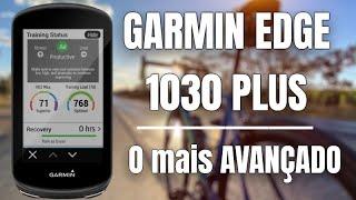 Novo Garmin Edge 1030 Plus | O Ciclo computador mais avançado