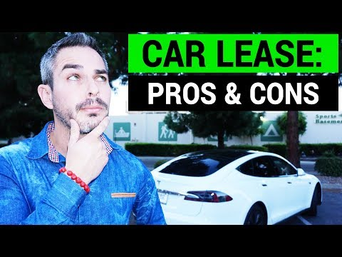 Car Leasing Explained: Pros & Cons