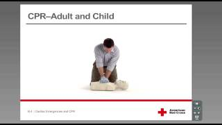 CPR - Adult & Child