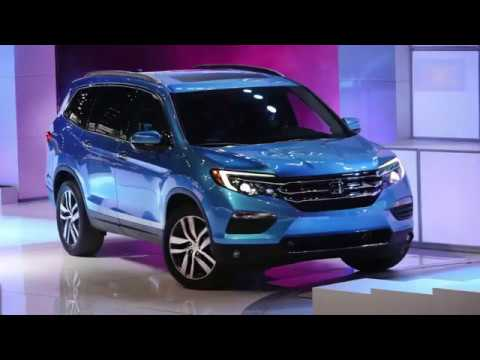 honda pilot 2018 price and release date youtube. Black Bedroom Furniture Sets. Home Design Ideas