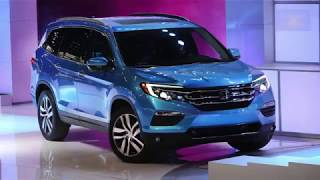 HONDA PILOT 2018 Price and Release Date