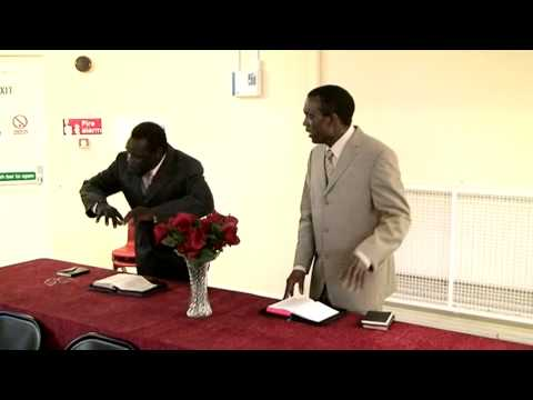 The Apostolic Faith Mission of Africa ( 02/10/11 ) Sunday Afternoon Service