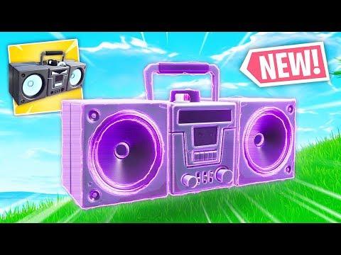 *NEW* BOOM BOX IS INSANE! | Fortnite Best Moments #105 (Fortnite Funny Fails & WTF Moments)