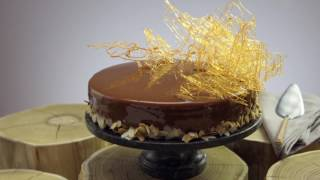 Przepis na karmelowy tort Royal | Tomasz Deker poleca