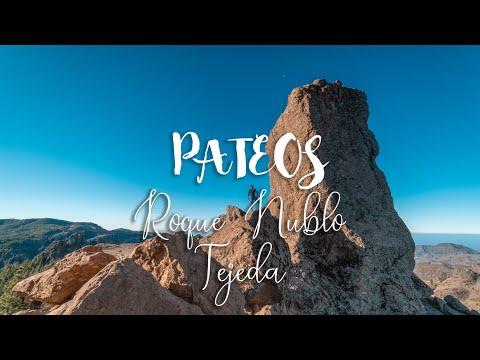 PATEOS: Roque Nublo-Tejeda