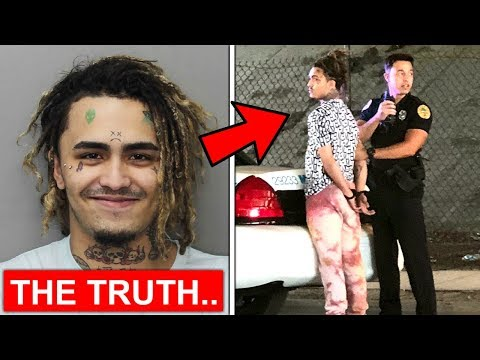 This Is Why Lil Pump Got Locked Up The Truth