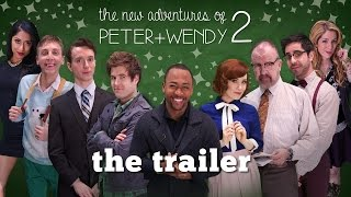 Season Two Official Trailer - The New Adventures of Peter and Wendy