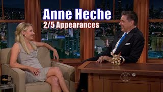 Anne Heche - Can You Get Hangover From Sex? - 2/5 Visits To Craig Ferguson