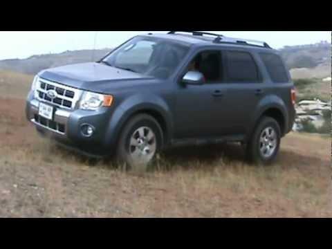 Ford Escape 2010 Off Road