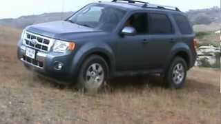 Ford Escape 2010 off road