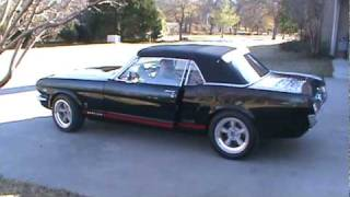 1965 Mustang GT Convertible