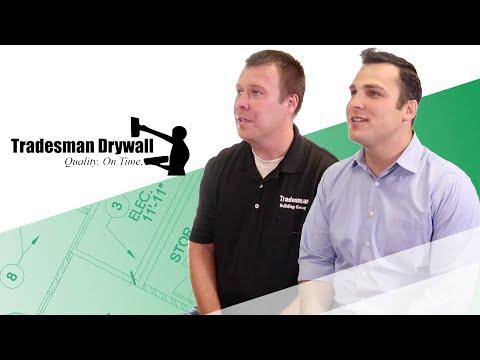 Tradesman Drywall Customer Success Story - Drywall Takeoff & Estimating Software with STACK