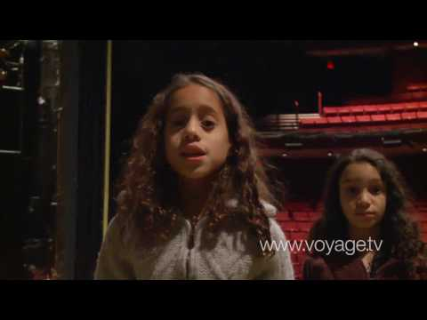 Broadway Babies - South Pacific at Lincoln Center - New York Culture - on Voyage.tv