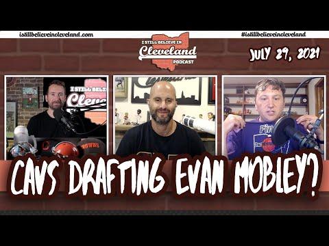 Evan Mobley, Trade,