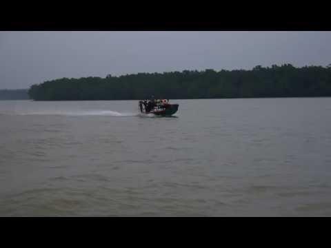 Marlin Marine Sdn Bhd   Air Boat Video 1