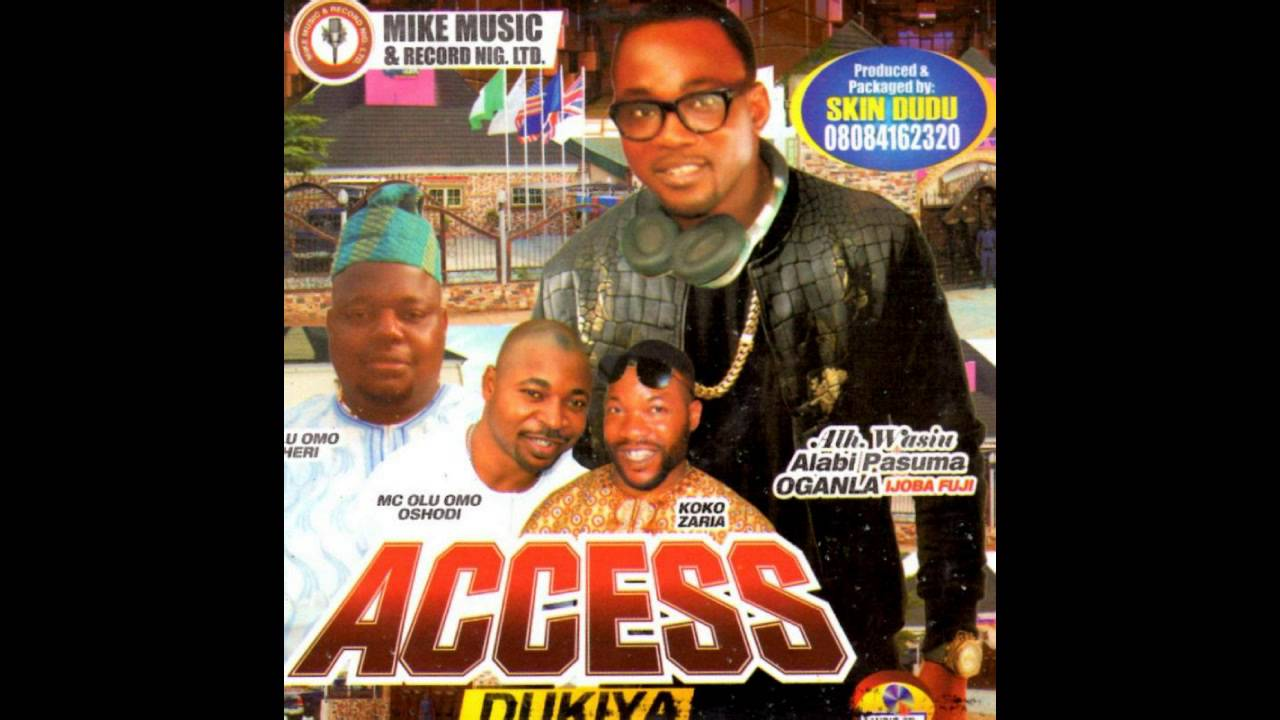 Download Wasiu Alabi Pasuma - Access