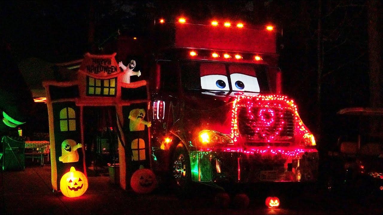 Fort Wilderness HALLOWEEN  Spooky Disney Decorated  ~ 154003_Rv Decorating Halloween Ideas