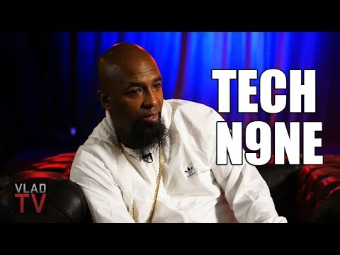 Tech N9ne on His Verse Inspiring Eminem to Go Crazy on