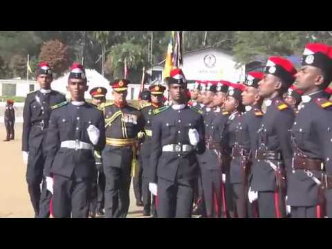 Mother Lanka Receives 124 More SLMA-Groomed Dedicated Army Officers