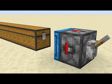 What if Minecraft added Magnets?