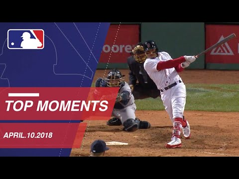 Top 10 Plays of the Day  April 10, 2018