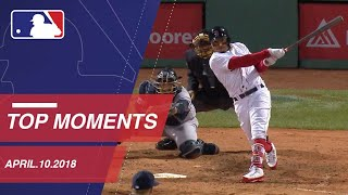 Top 10 Plays of the Day - April 10, 2018