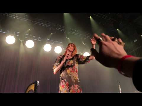 Hunger - Florence and the Machine (Victoria Theatre, Halifax 5/5/18) - HD LIVE