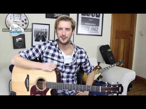 The B7 Chord Guitar Tutorial (Beginners Course Level 7 #1)