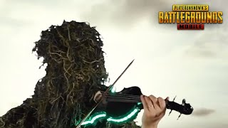 """PUBG Mobile Music on Violin - """"Live Fast"""" by Alan Walker x A$AP Rocky"""