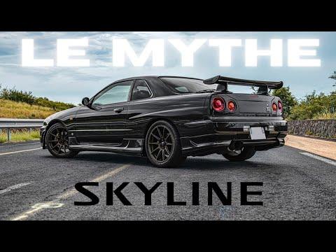 NISSAN SKYLINE R34 GT-T : LA VOITURE PARFAITE ? (à la Réunion??)