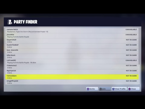 Fortnite PS4 Live (2 Man Army High Explosives Win) Running & Gunning F_ckers Down & Blowing Sh_t Up