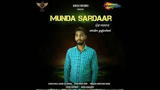 Munda Sardar Winder Gujjarheri Free MP3 Song Download 320 Kbps