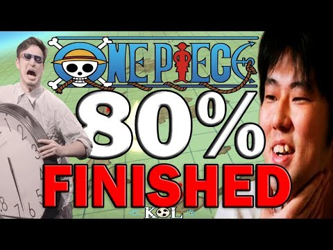 Eiichiro Oda...ITS TIME TO STOP!