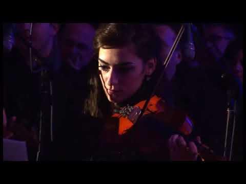 Sound for Peace 4, Naregatsi Choir at the Latin Church at Aleppo. Conductor P. Yeghiche Elias Janji
