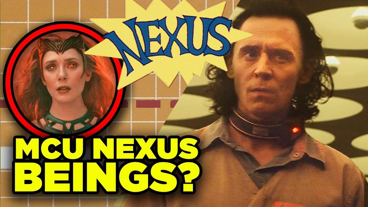 LOKI Nexus True Meaning: Who In the MCU is a Nexus Being? | BQ