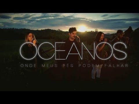 Hillsong Oceans // Kemuel // Cover Português (iPhone Vídeo)