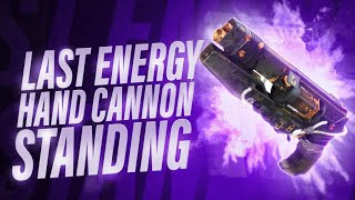 The Jack Queen King 3 Is The Last Energy Hand Cannon Standing... Destiny 2 Beyond Light