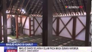 Masjid Kuno Garut, Saksi Sejarah Islam