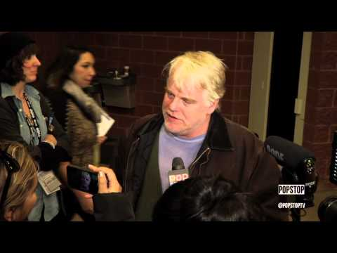 EXCLUSIVE: Philip Seymour Hoffman's Last Appearance & Interview #RIPPSH